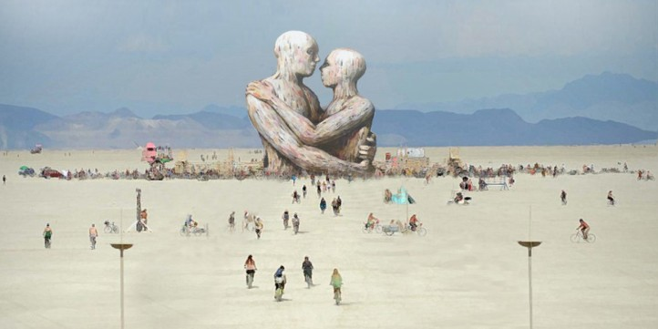Burning Man 2014 - Matt Schultz